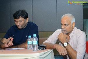 Dear Comrade Press Meet at Vizag
