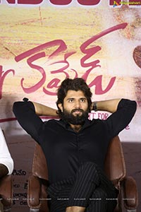 Dear Comrade Success Meet