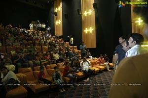 Dorasani Movie Celebrity Show