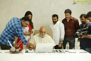 Guna 369 3rd Song Launch By Raghavendra Rao