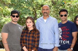 Hyderabad  Nawabs 2 Press Meet