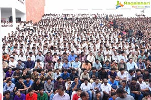 iSmart Shankar Team at Guntur VVIT Collage