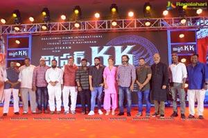 Mr. KK Pre-Release Event