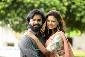 Sri Monica Sravanthi Art Productions Prod. No.1 Movie Launch