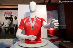 Airtel HYD Marathon 2019 Launch