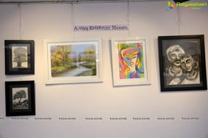 Blooming Buds - An Exhibition of Paintings
