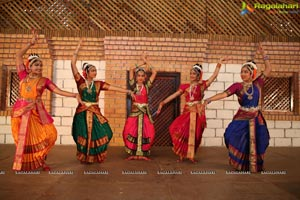 Kuchipudi Dance Performance By Chinmayi Nrithyalaya Students