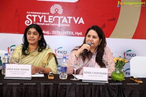 FICCI FLO StyleTatva Press Meet