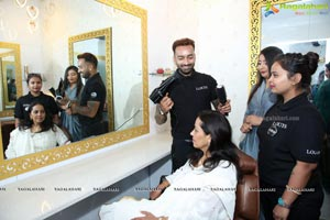 Louis Unisex Salon at Jubilee Hills
