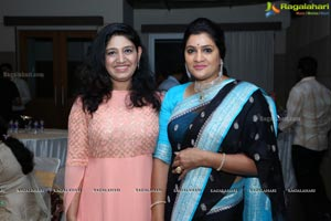 Shilpa Chowdary-Srinivas Wedding Anniversary