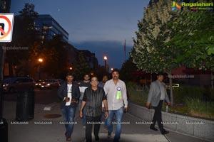 Brahmanandam @ TANA 22nd Convention