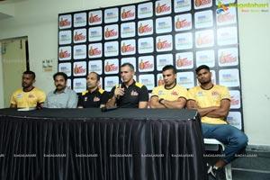 Telugu Titans Gear Up To Kick Start Home Matches of Vivo PKL