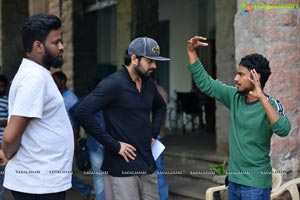 Naga Shaurya - Mehrene Movie Working