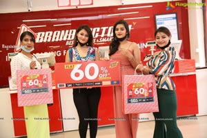 Brand Factory Launches Big Brands Big Deals