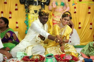 Writer Prasanna Kumar Bezawada Wedding Photos