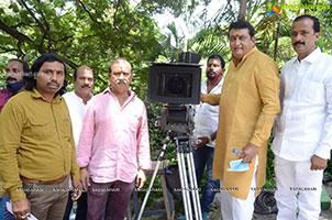 Alludu Bangaram Movie Opening