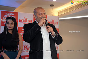 Barbeque Nation launches its 8th outlet In the city