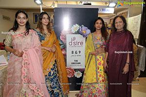 D'sire Designer Exhibition July 2021 Kicks Off