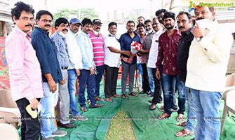 Telugu Film Critics Association Meets Chiranjeevi