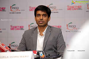 FICCI FLO Interactive Session with Mr Pullela Gopichand
