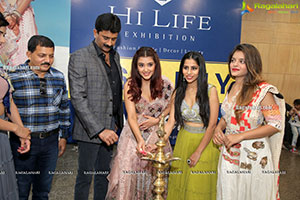 Hi Life Exhibition July 2021 Kicks Off at HICC-Novotel