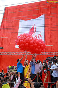 Krithi Shetty Inaugurates Maangalya Shopping Mall