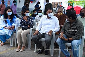 Manam Saitam Free Ambulance Service Inauguration