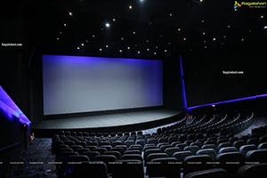 Inside Look o Prasadz Multiplex Upgraded Screens
