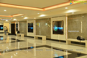 Prasadz Multiplex Upgraded Screens Inauguration