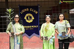 Vana Mahotsav by Lions Club of Hyderabad Petals