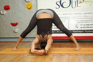 deepika mehta hot yoga poses  high resolution posters