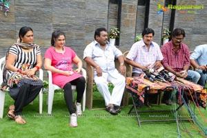 Abhi Studios Production No. 1 Press Meet