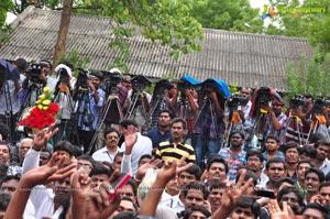 NBK-Boyapati Film Muhurat