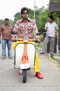 Athadu Aame O Scooter photo gallery