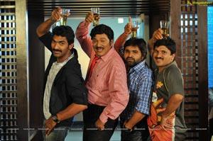 Sagar Mrudula Rajendra Prasad Raasi Movie Stills