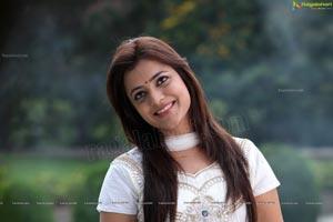 Don't Miss! Nisha Agarwal in White Dress Photos