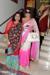 Shreedevi Chowdary inaugurates Akritti Elite Exhibition