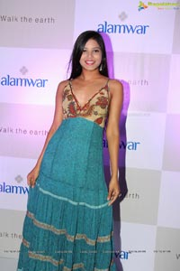 Alamwar Handicrafted Summer Collection 2013 Launch