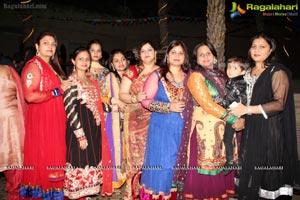 Sonu Makol Son Atharav Makol Cradle Ceremony at Marriott