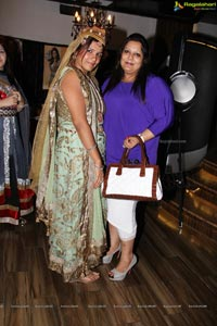 Gorgeous Girls Club Bollywood Theme Party