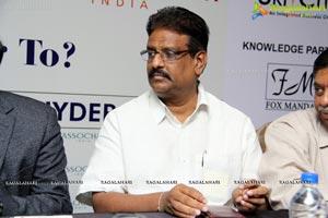 Assocham Pharma Industry Press Conference