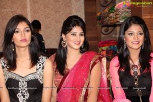 Sasya Designer Party Collection Launch