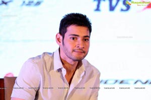 Mahesh Babu TVS High Resolution Posters