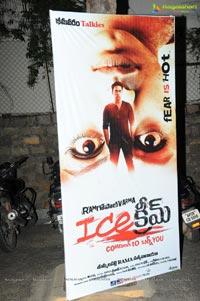RGV Ice Cream Trailer Launch