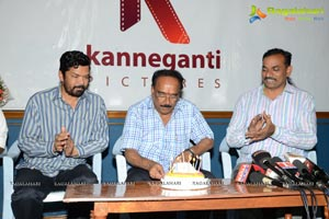 Kanneganti Pictures Logo Launch