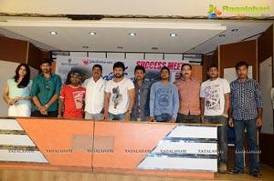 Teeyani Kalavo Success Meet