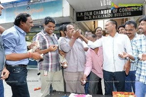 Telangana Film Journalists Association PM