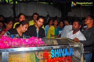 Telangana Shakuntala Dead Body Photos