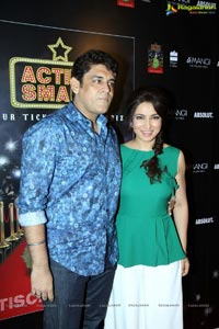 Acting Smart Success Party