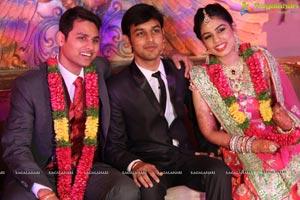 Anata-Rama Wedding Reception